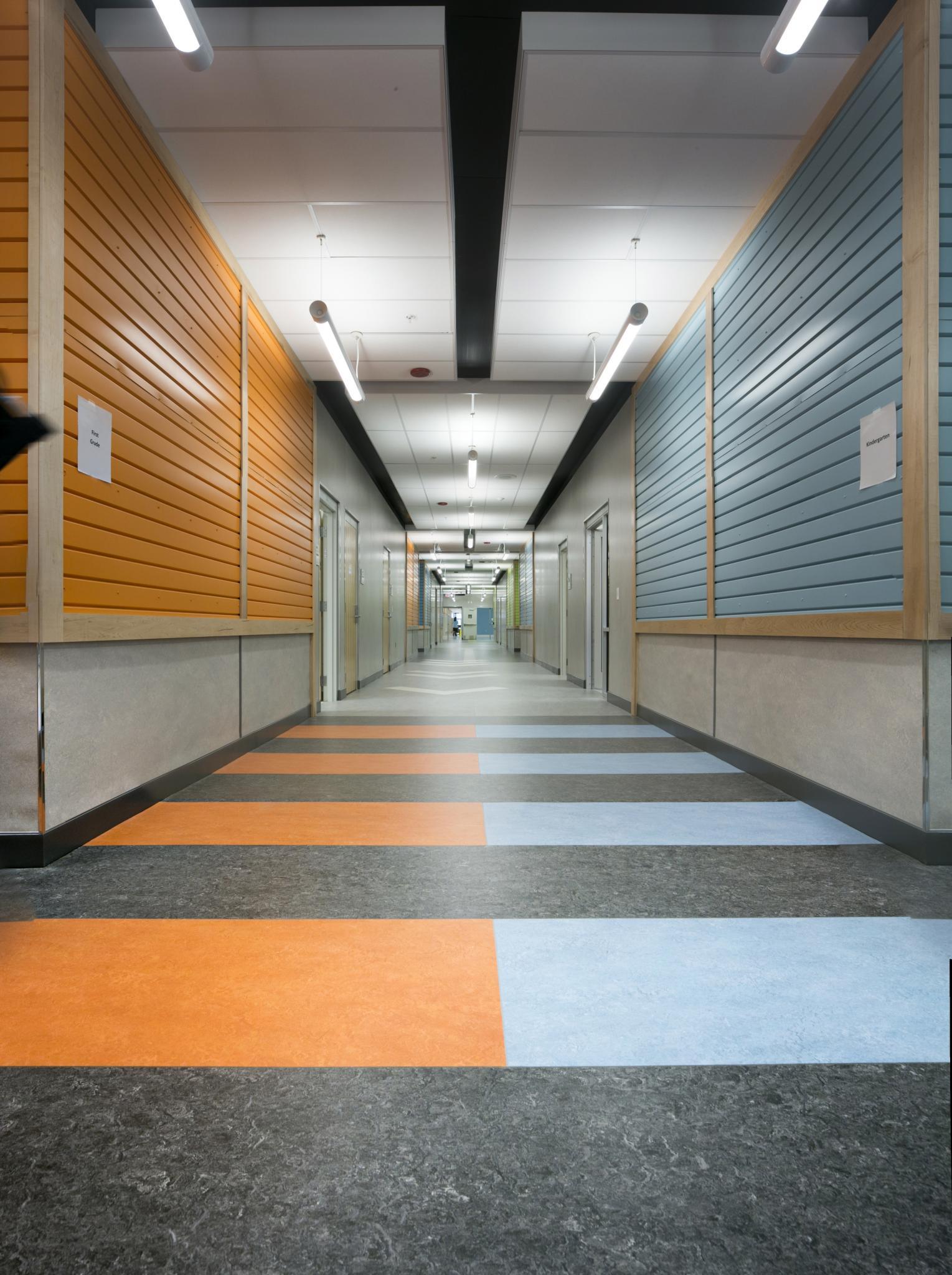 image of a hallway