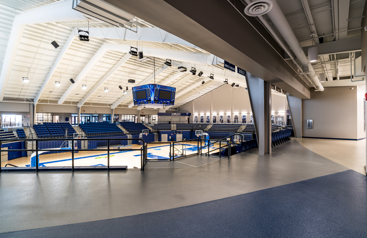image of arena concourse