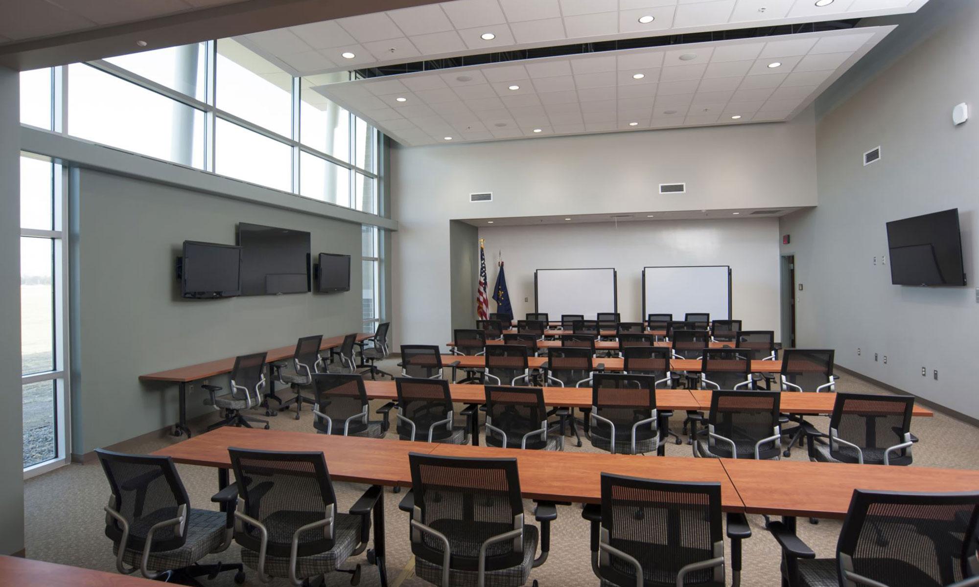 Adams County Justice Center Interior
