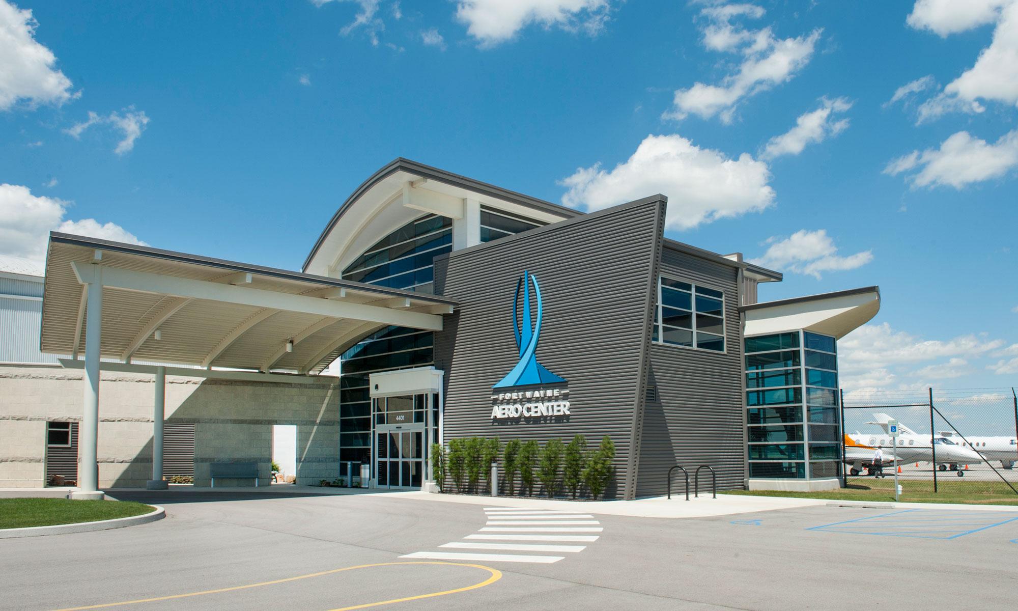 Aero Center Exterior 2
