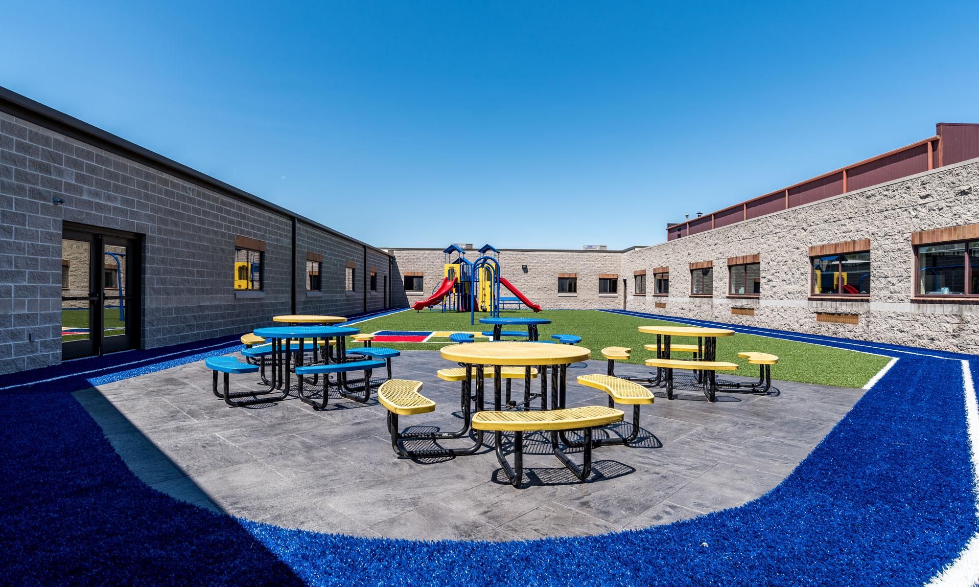 Blackhawk Christian Playground