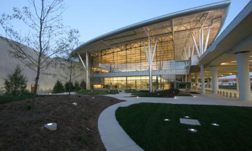 Col. H. Cook Terminal Exterior