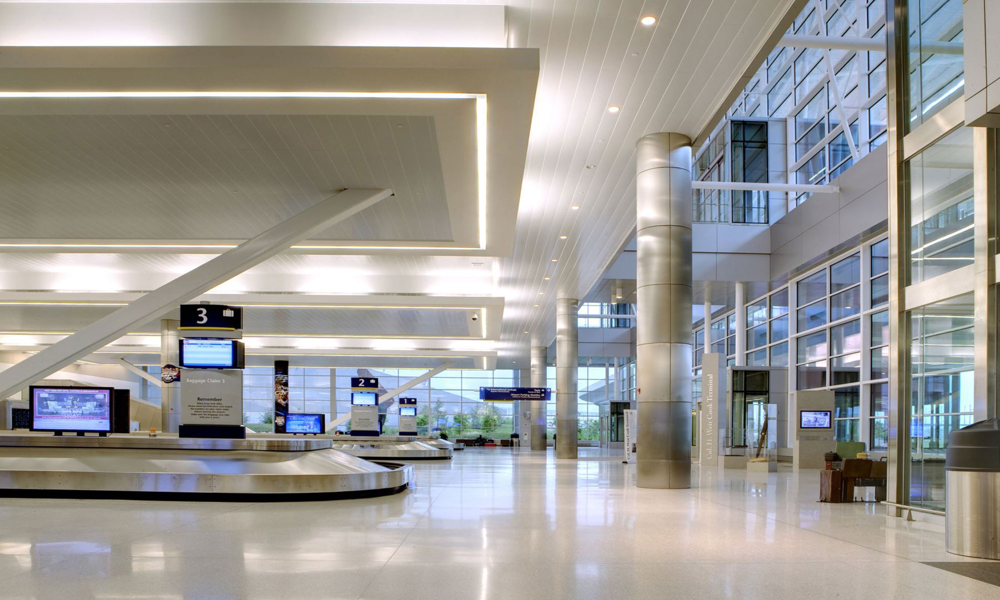 Col. H. Cook Terminal Interior 2