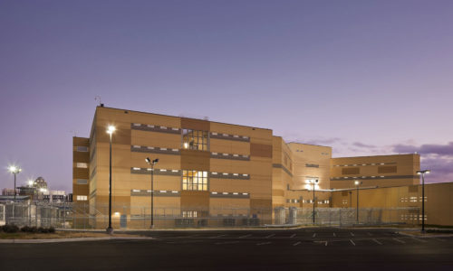 Central Prison Regional Medical Center Exterior 2