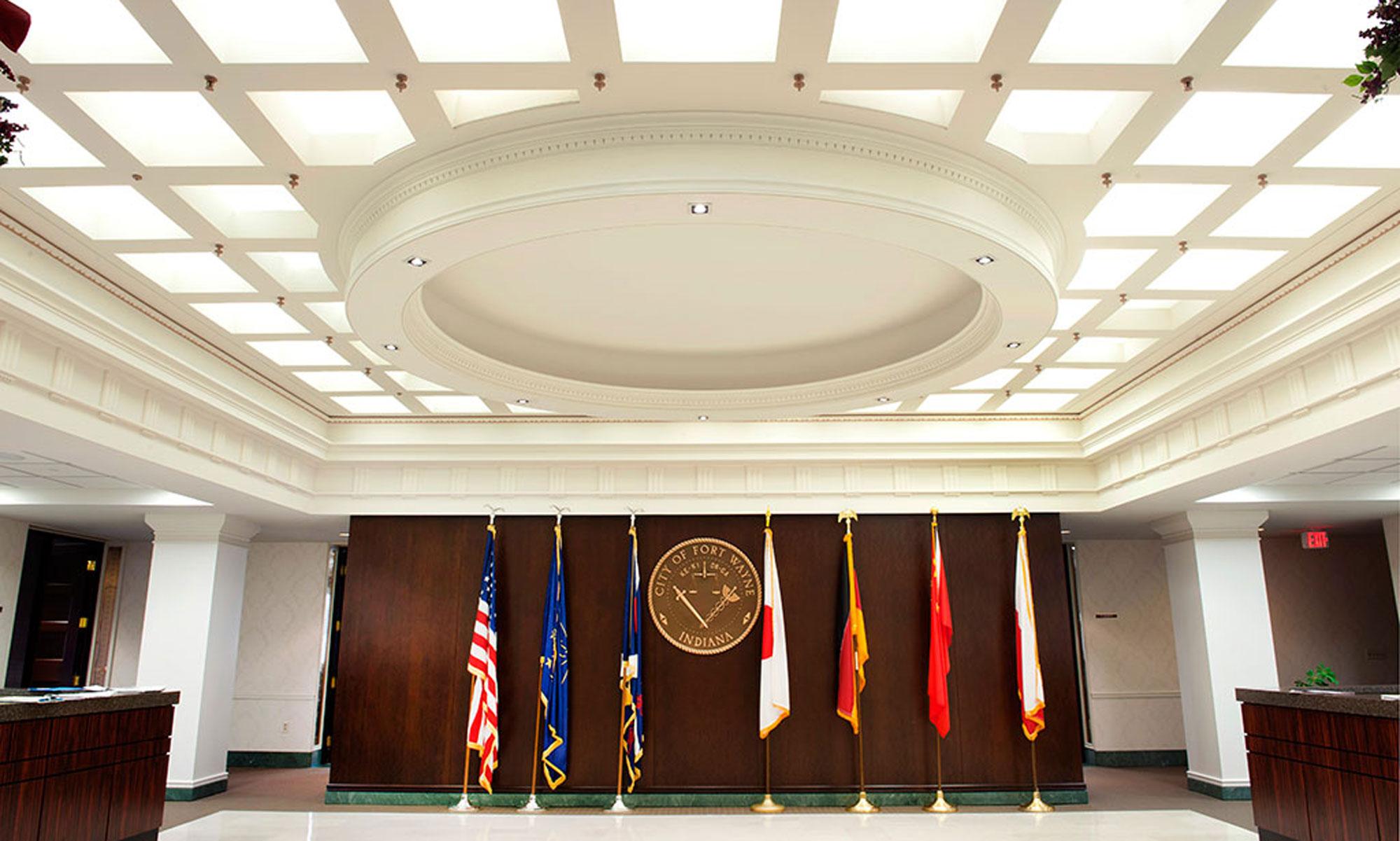 Citizens Square Interior 1
