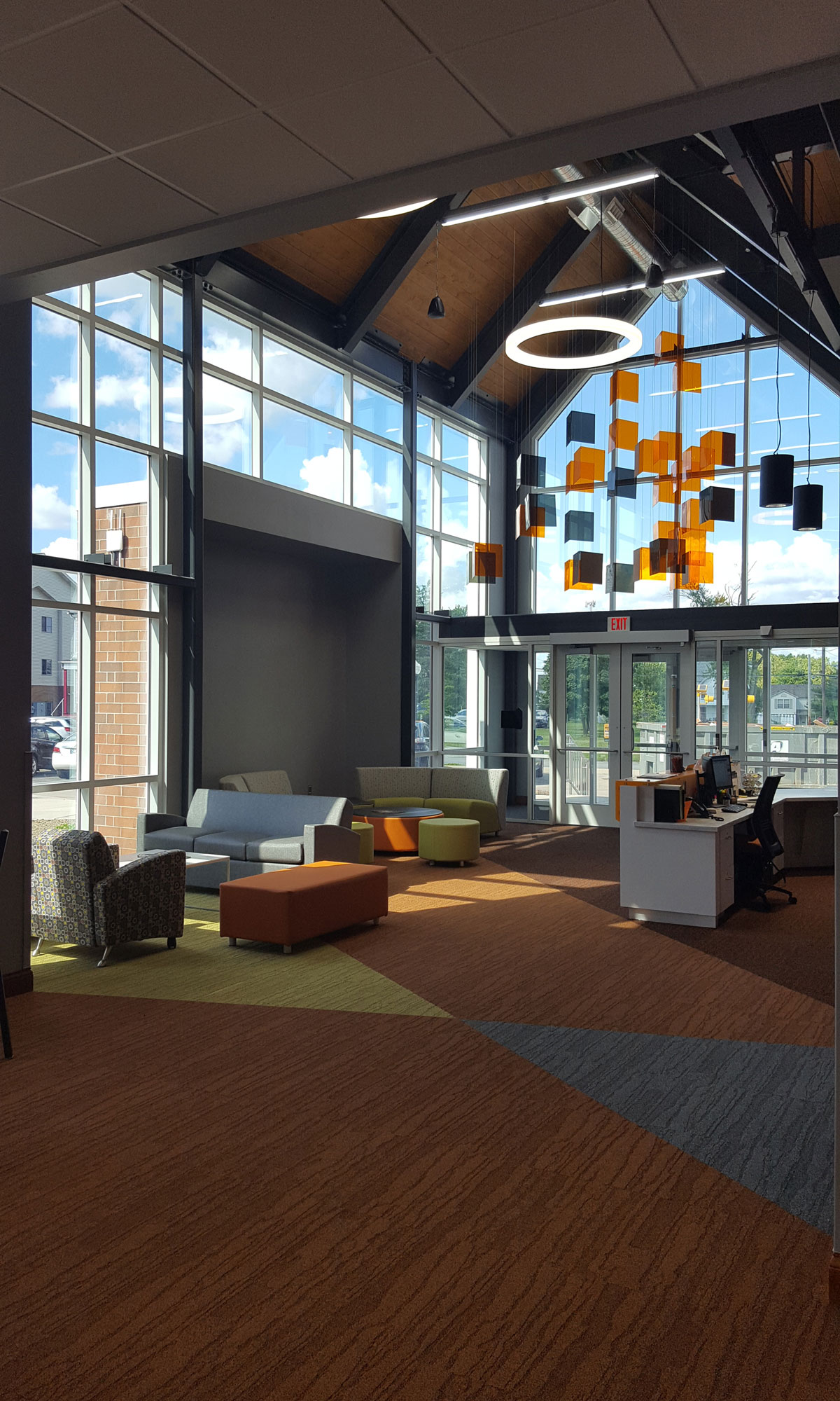 Indiana Tech Abbot Interior