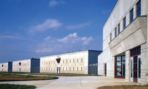 Miami Correctional Facility Exterior
