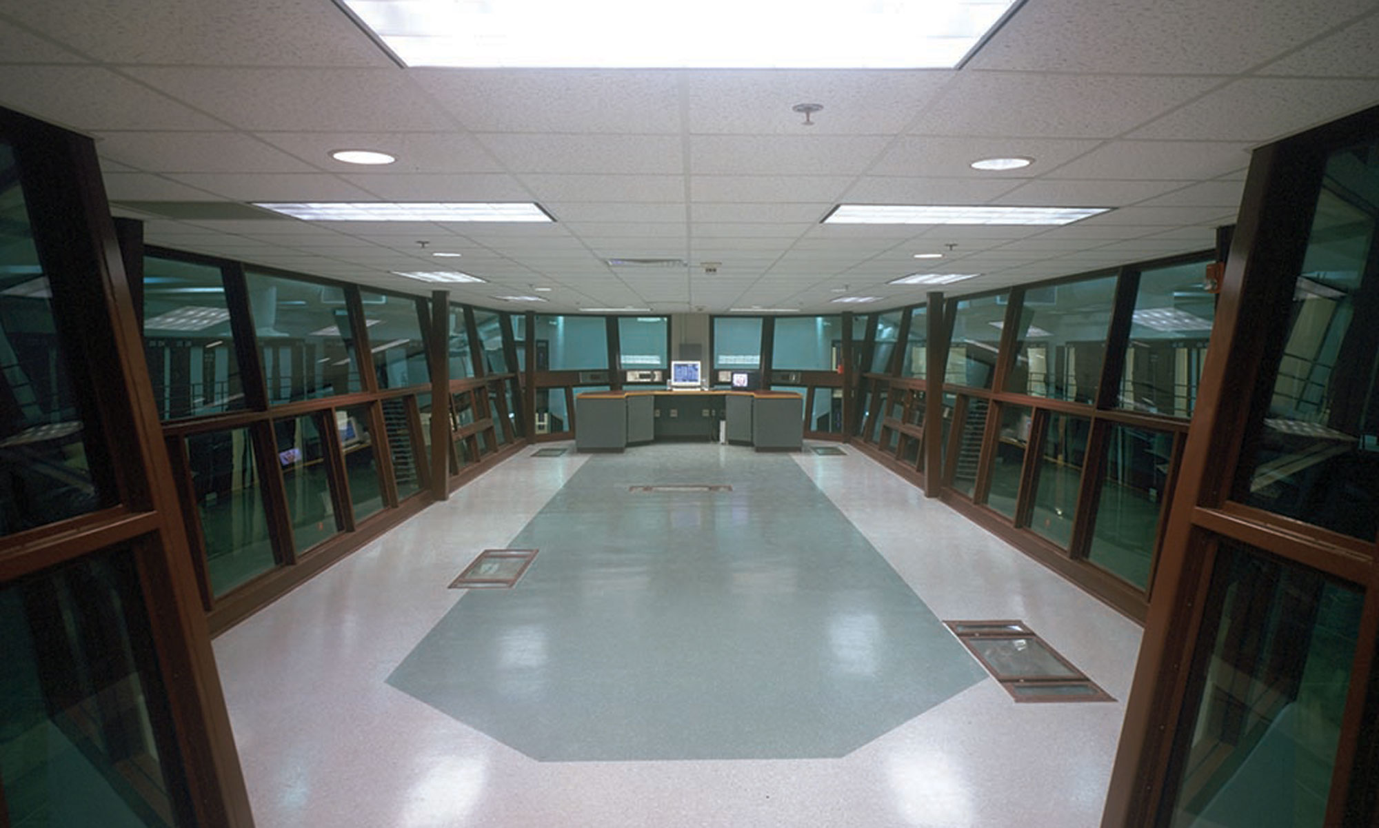 Miami Correctional Facility Interior
