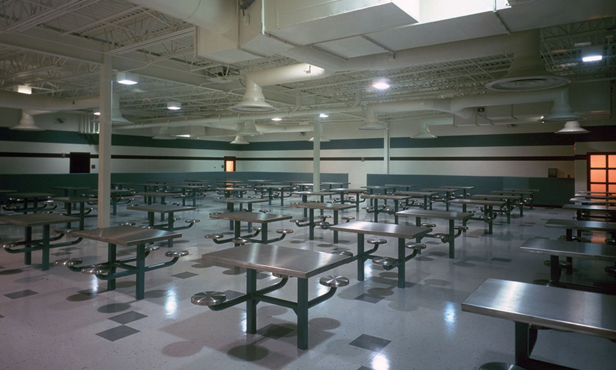 Miami Correctional Facility Interior 2