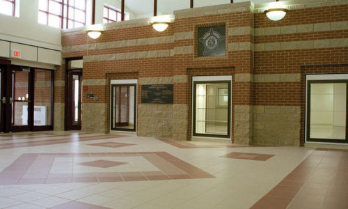 Porter County Jail Interior