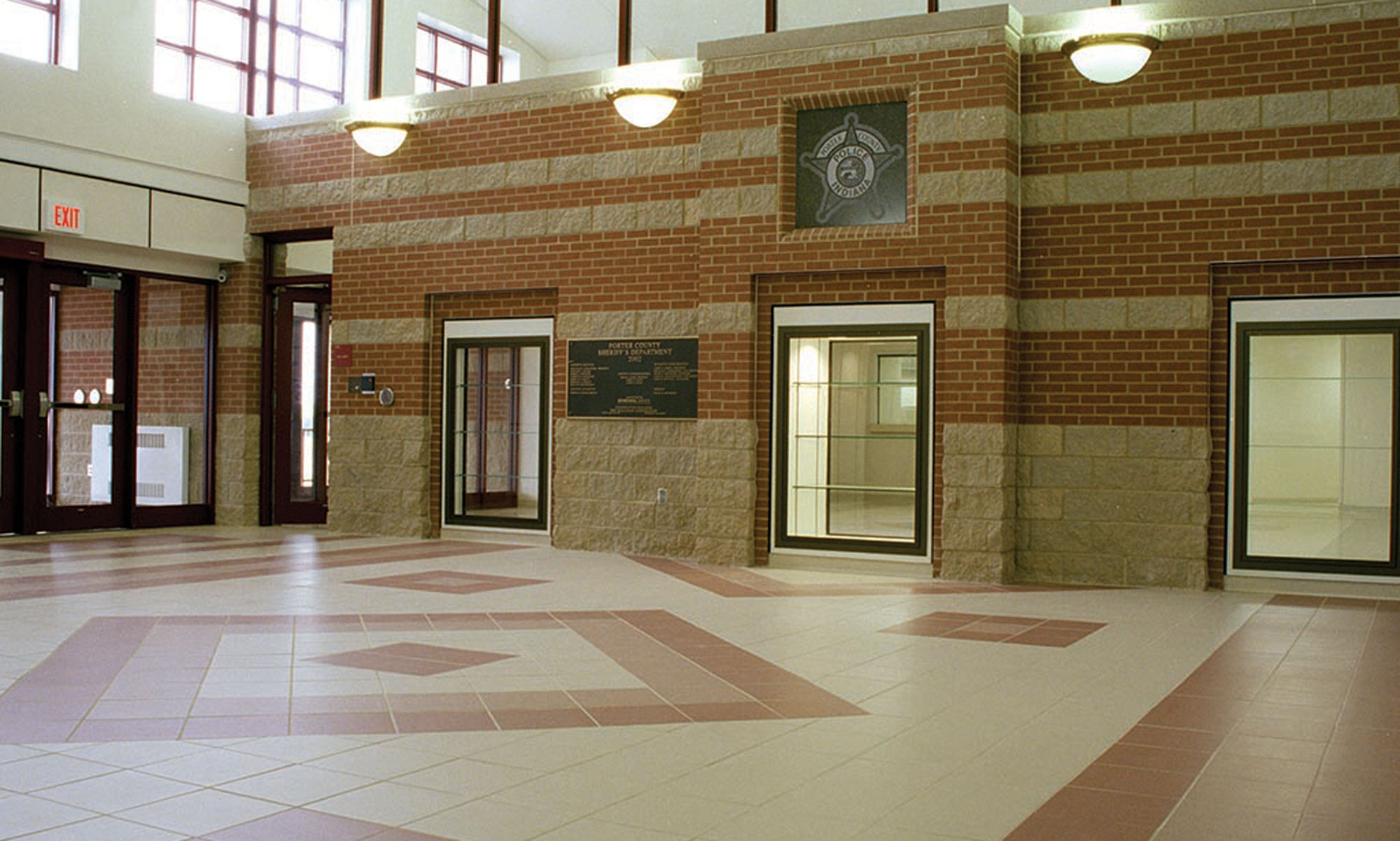 Porter County Jail Interior