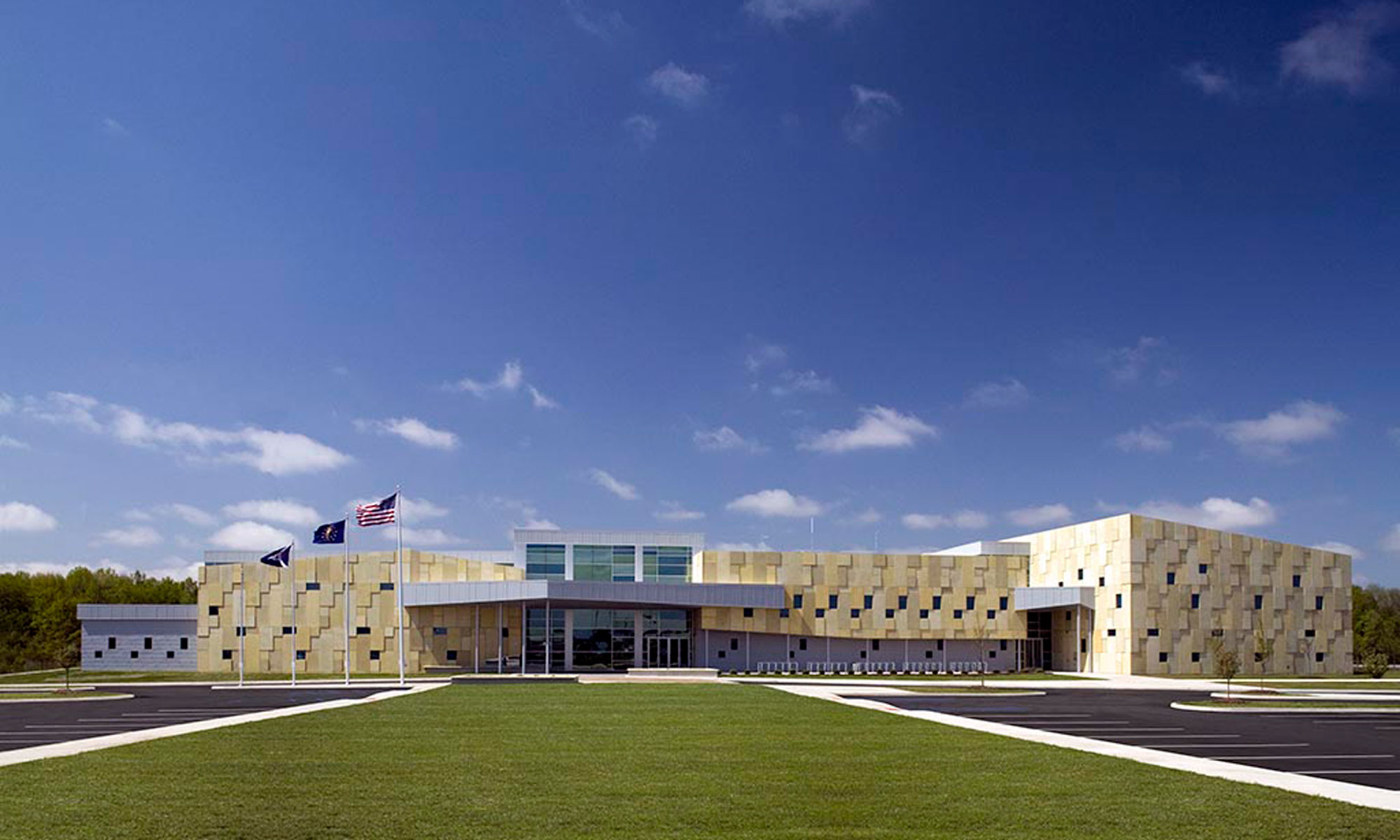 Public Safety Academy of Northeast Indiana Exterior