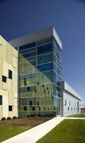 Public Safety Academy of Northeast Indiana Exterior 2