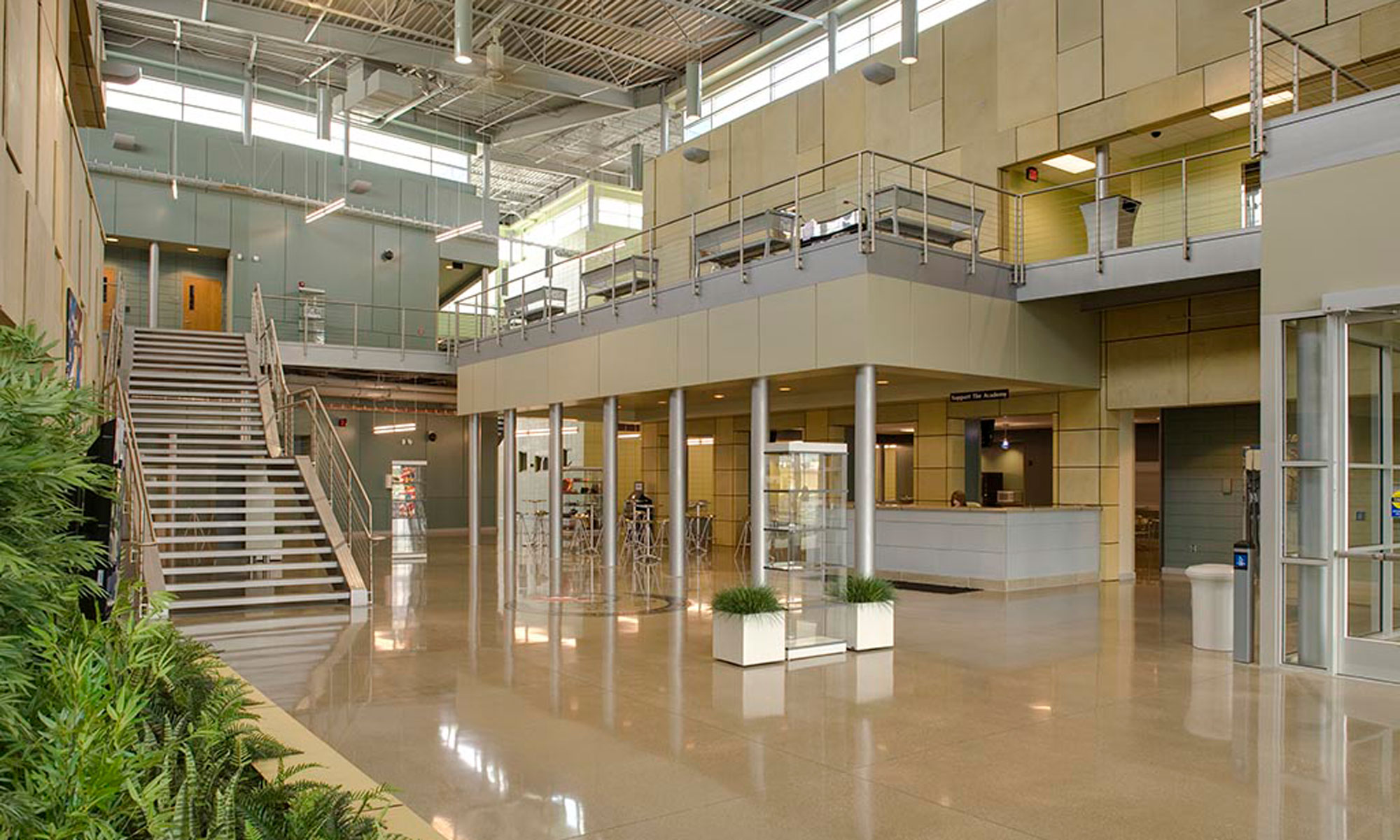 Public Safety Academy of Northeast Indiana Interior