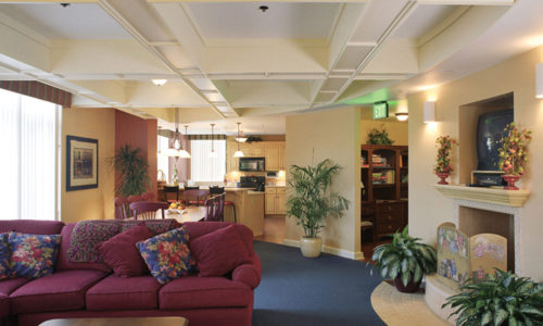 Ronald McDonald House Interior 3