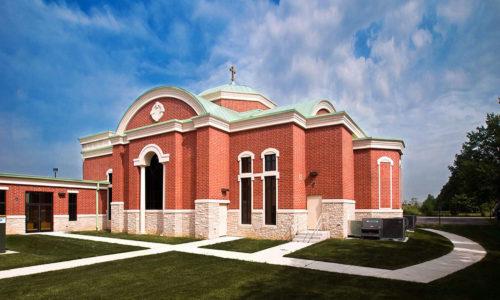 St. John Chrysostom Antiochian Orthodox Church Exterior