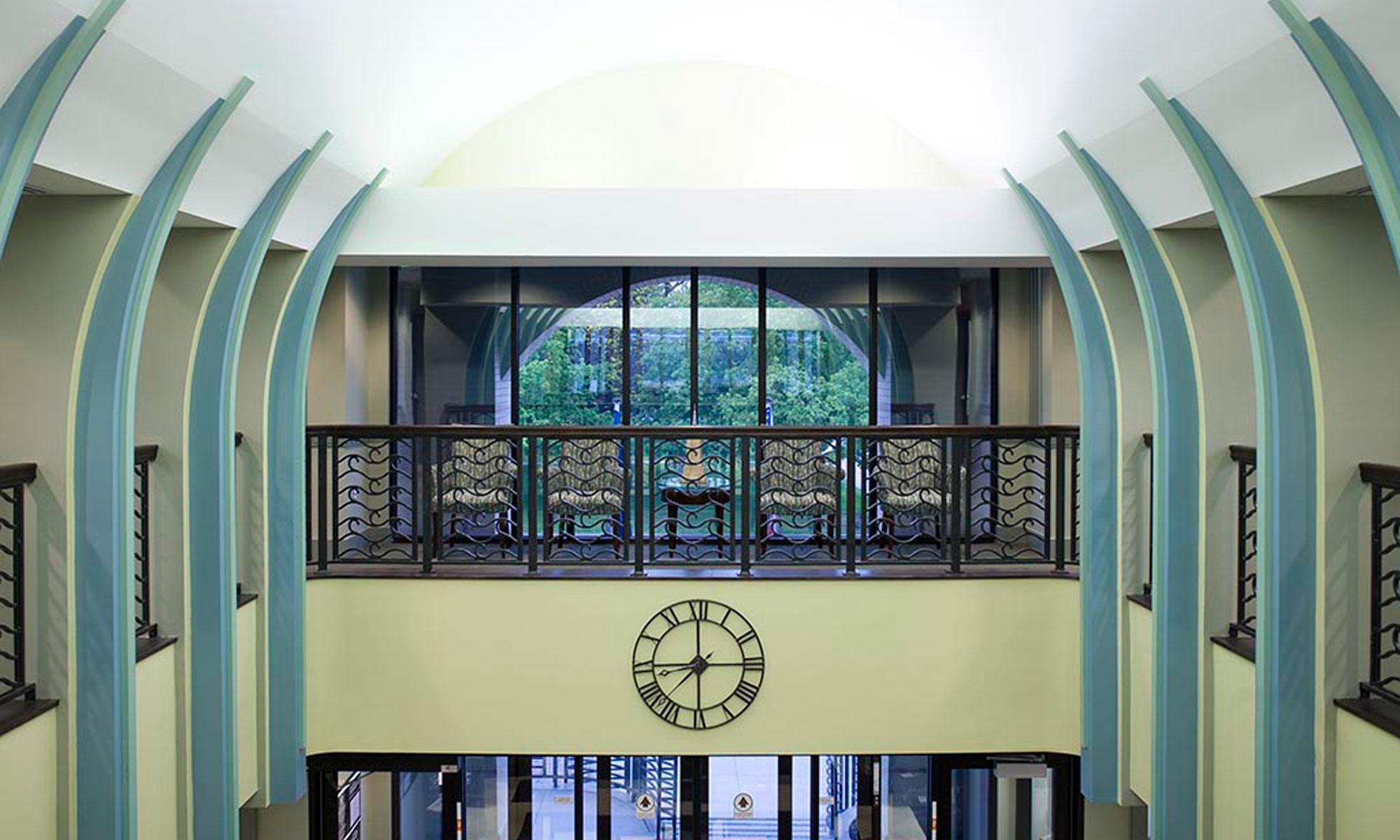 Tower Bank Interior 2