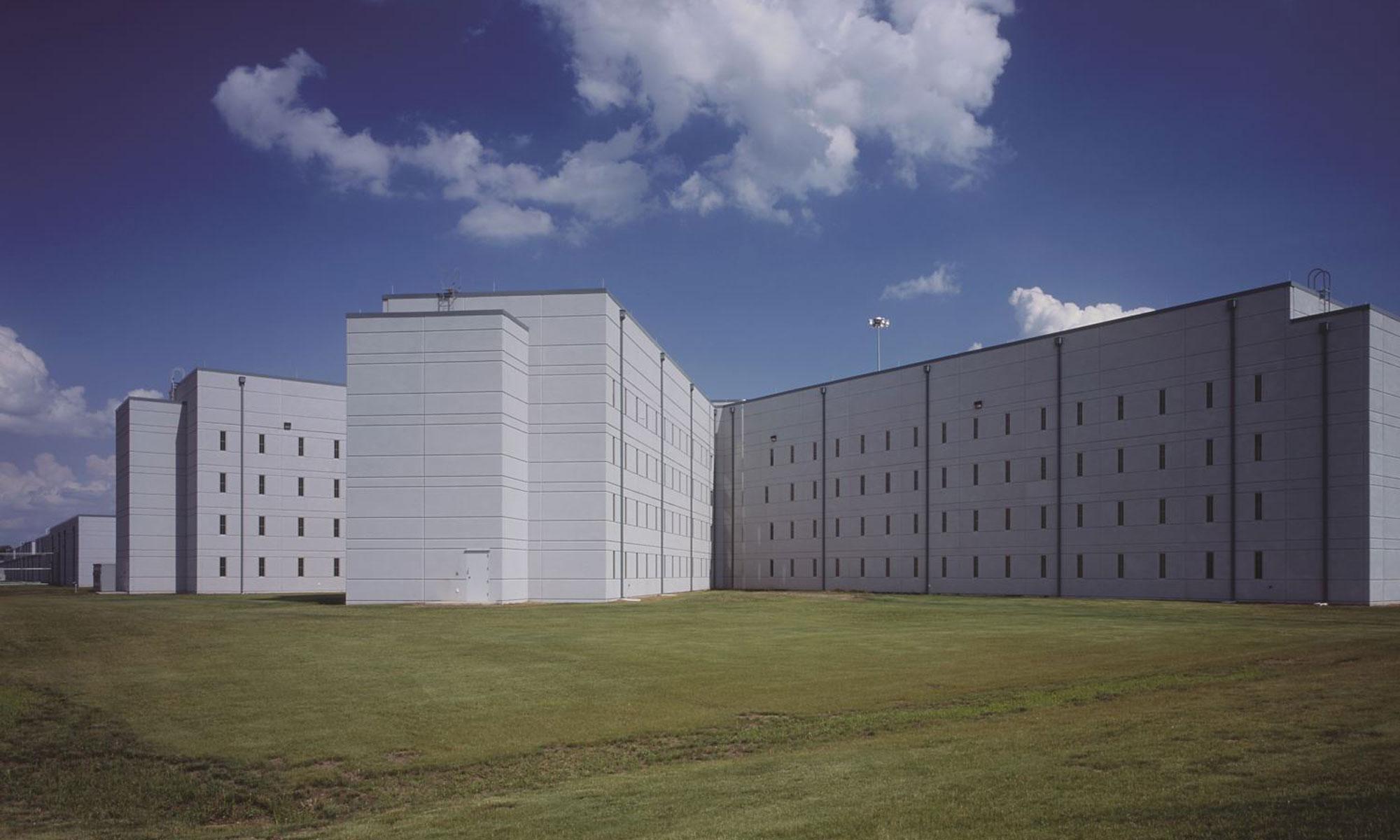 United States Penitentiary Terre Haute Exterior