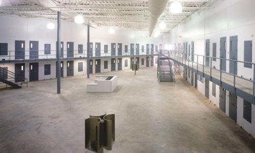 United States Penitentiary Terre Haute Interior