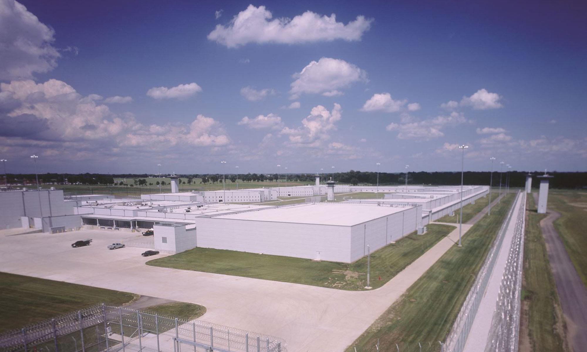 United States Penitentiary Terre Haute Exterior 2