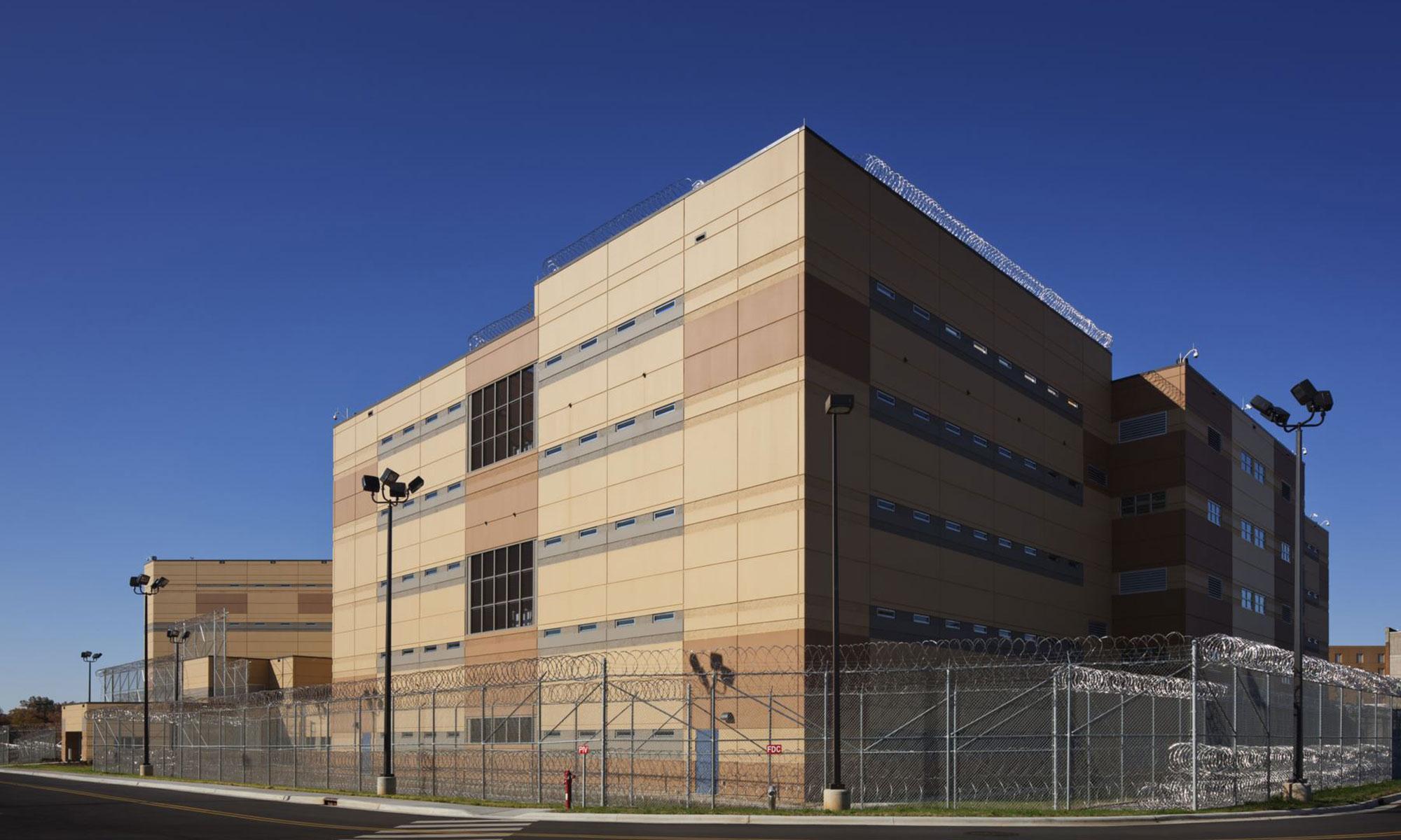 Central Prison Exterior 2