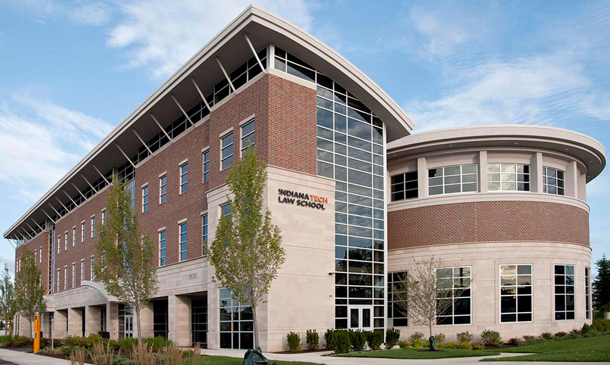 Indiana Tech Law School Exterior