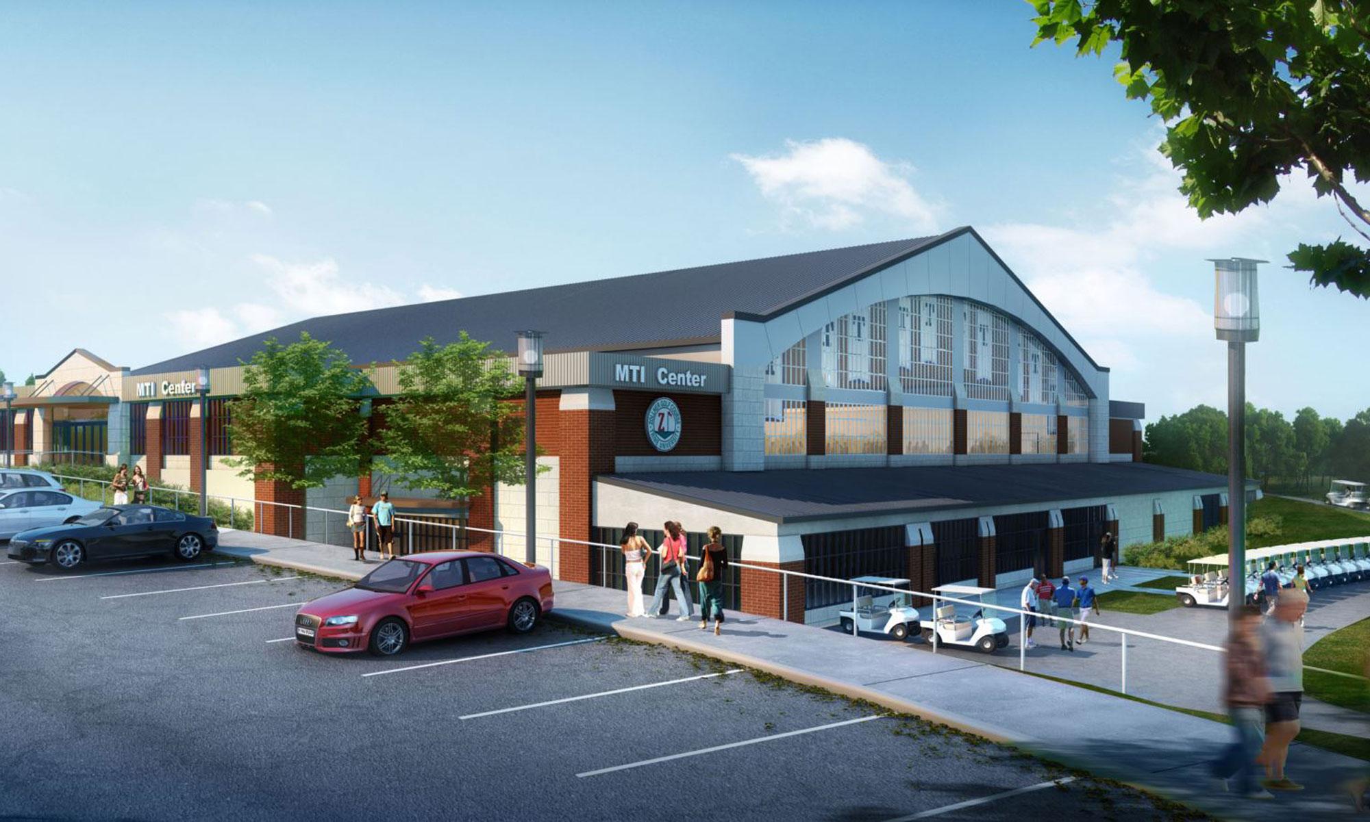 Trine University Exterior 2
