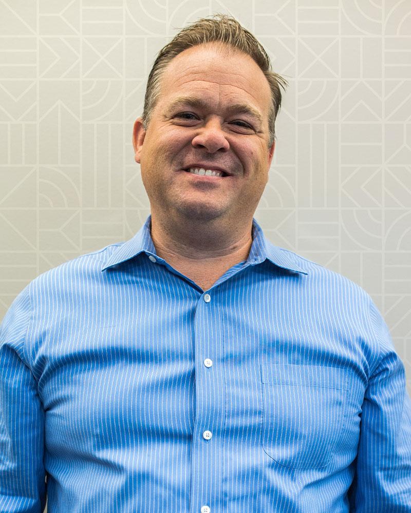 Cory Dietz Staff Portrait
