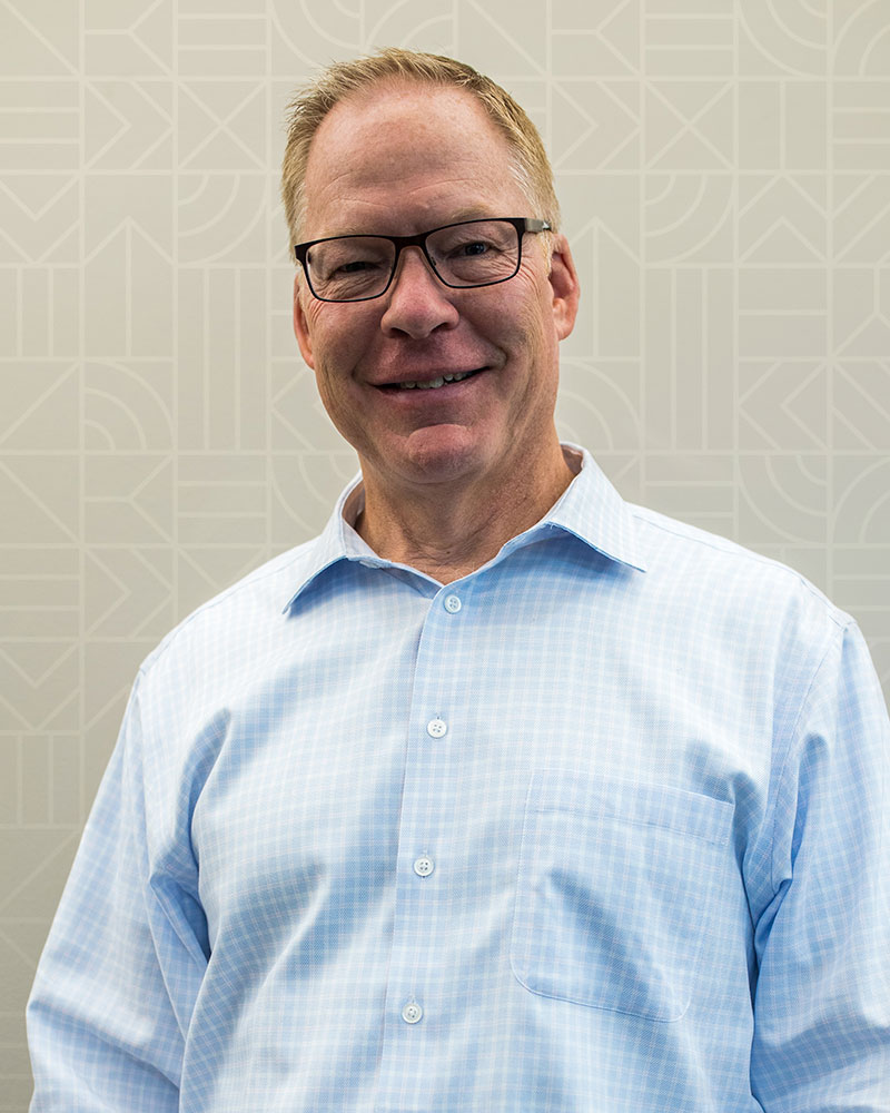 Greg Wehling Staff Portrait
