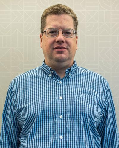 Jon Hubart Staff Portrait