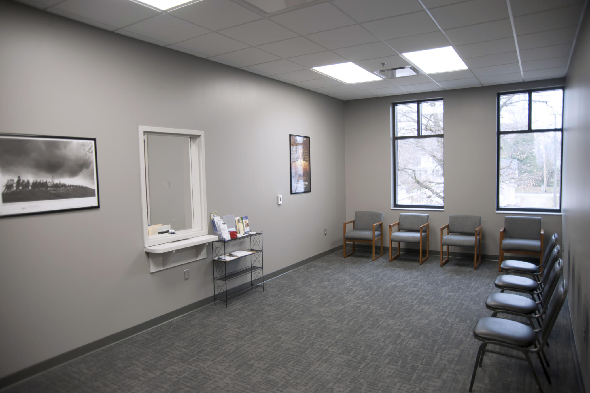 image of waiting room