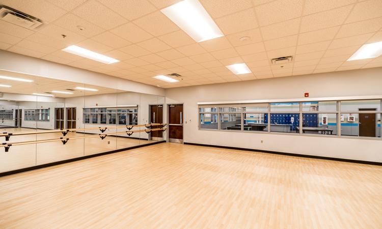 image of dance studio