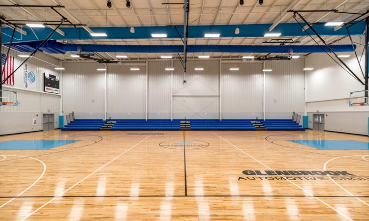 image of gymnasium