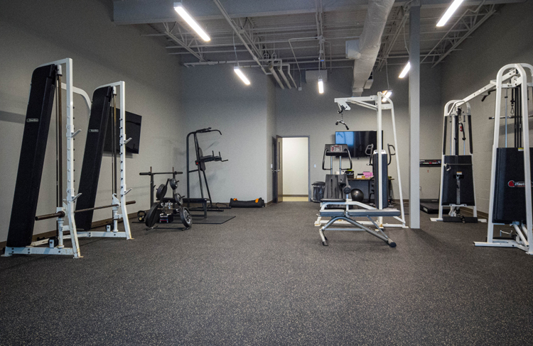 image of workout facility