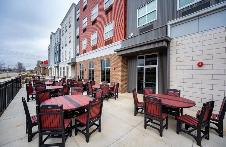 image of outdoor patio