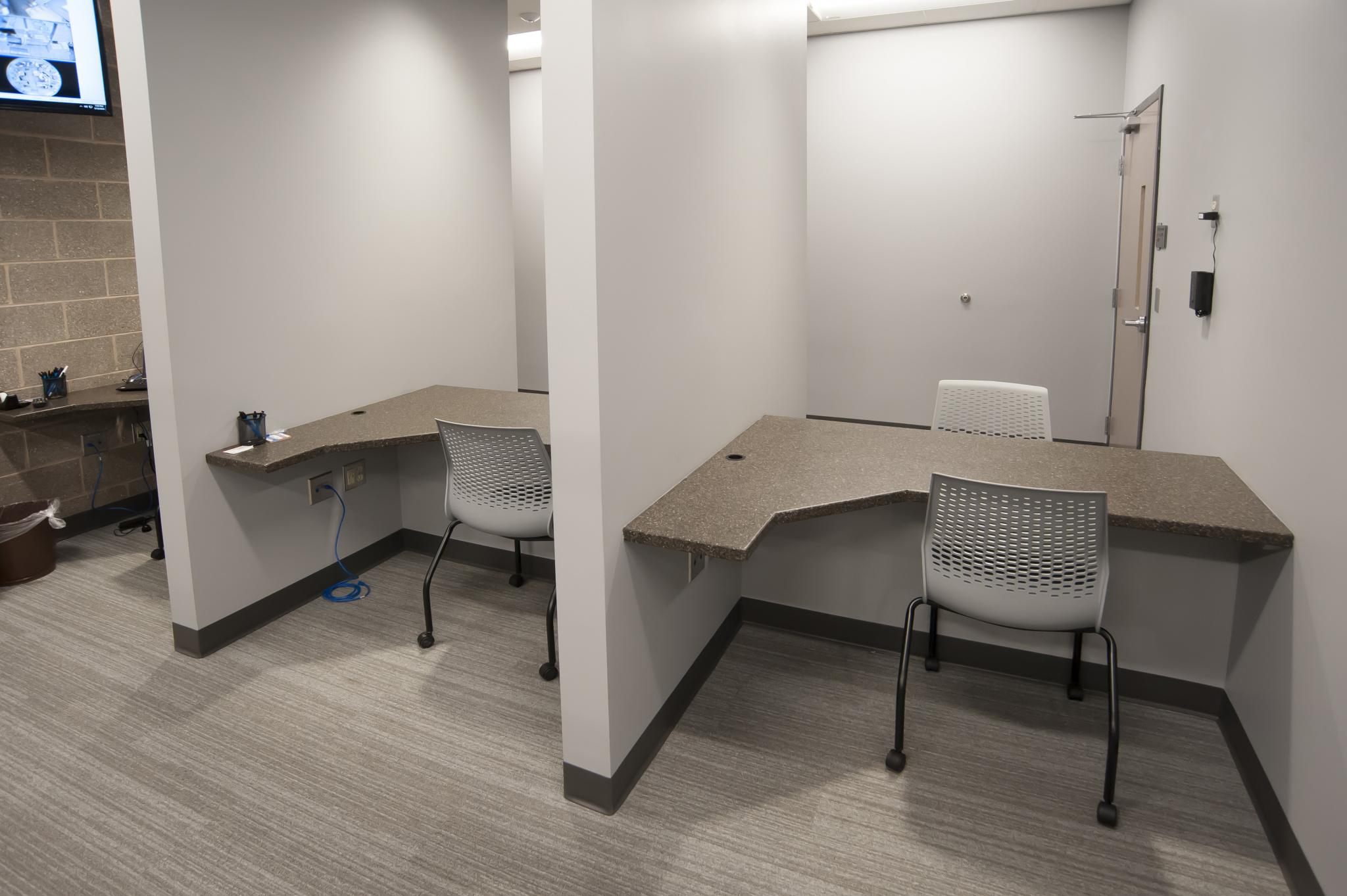 image of consultation rooms