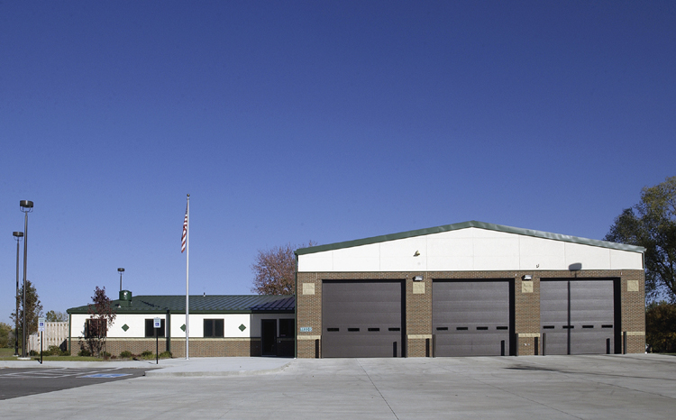 image of fire station