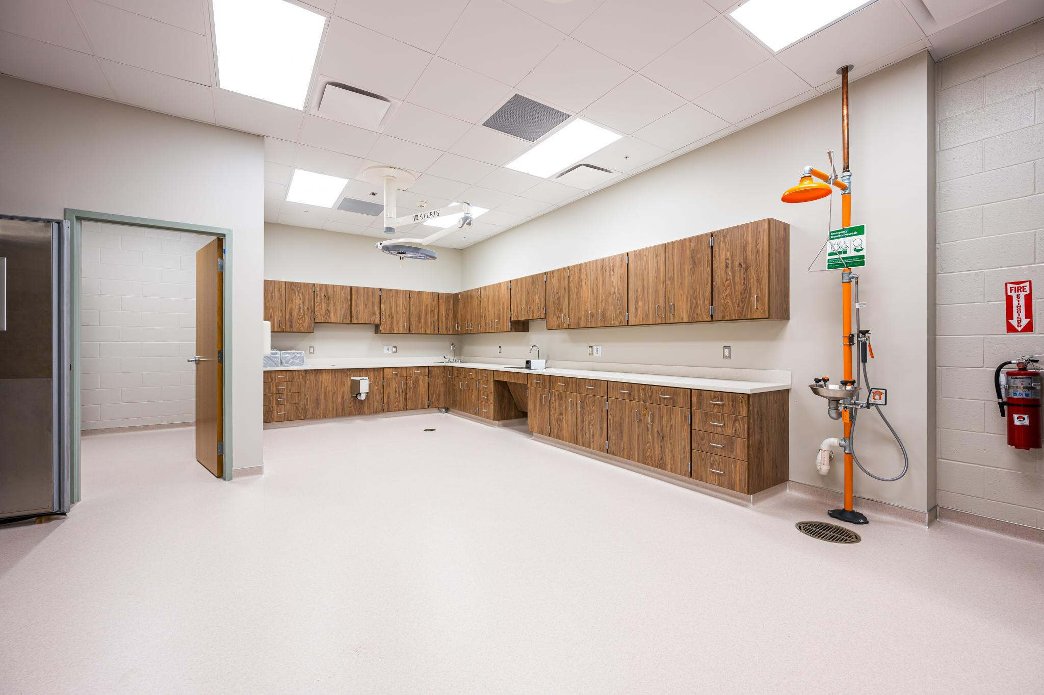 an image of a coroner's office
