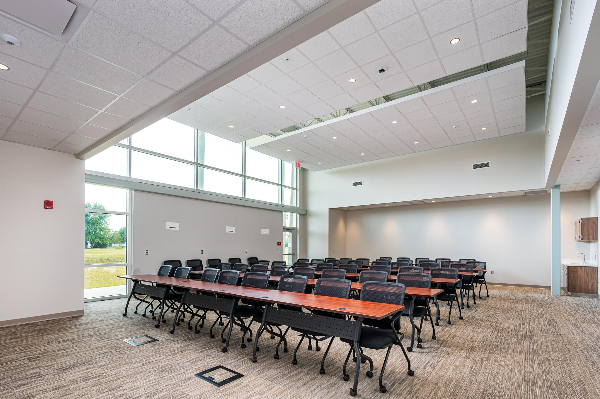 an image of a multipurpose room